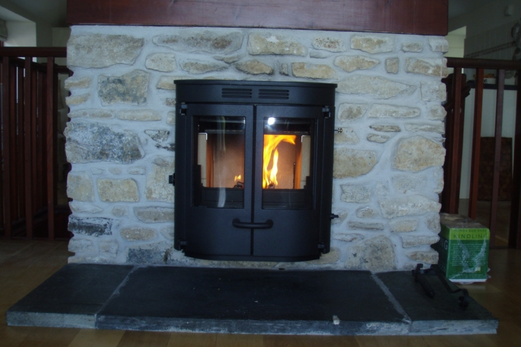 Kernow Fires Wood Burning Stove Installation Gallery Cornwall