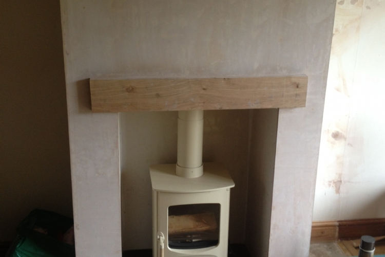 Charnwood c4 in almond