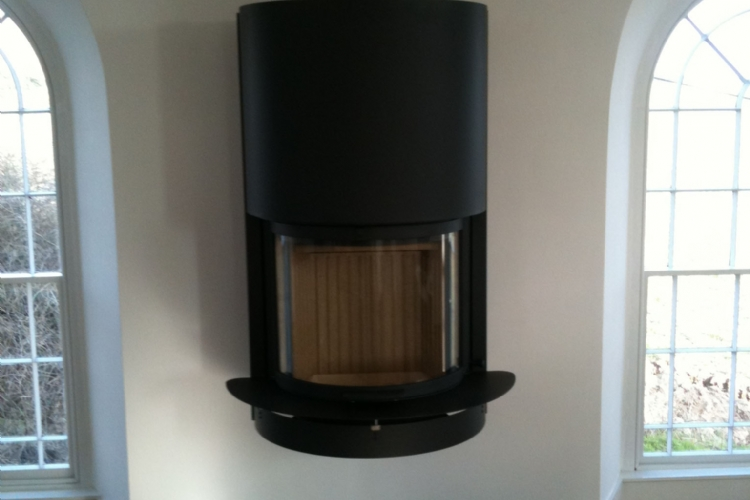 Scan DSA5 woodburner