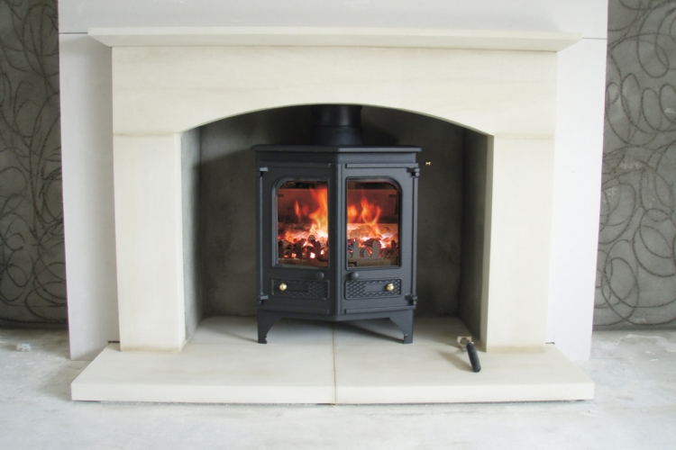 Charnwood Country 6 installation