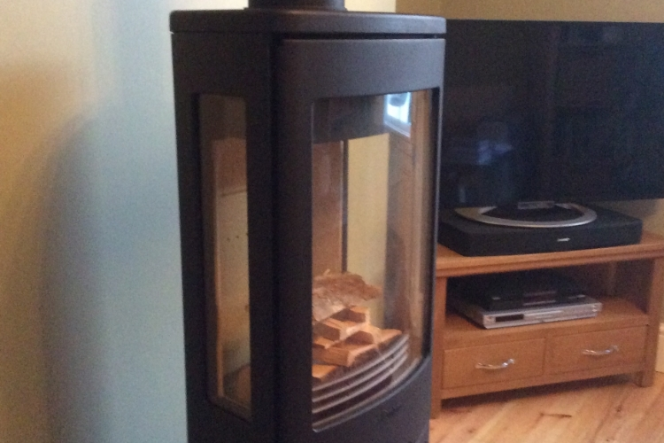 Contura 750 with 45 bend
