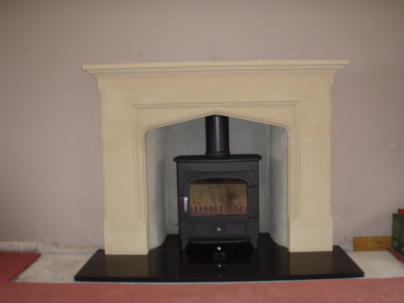 Clearview Vision in a Wessex Stone Mantle