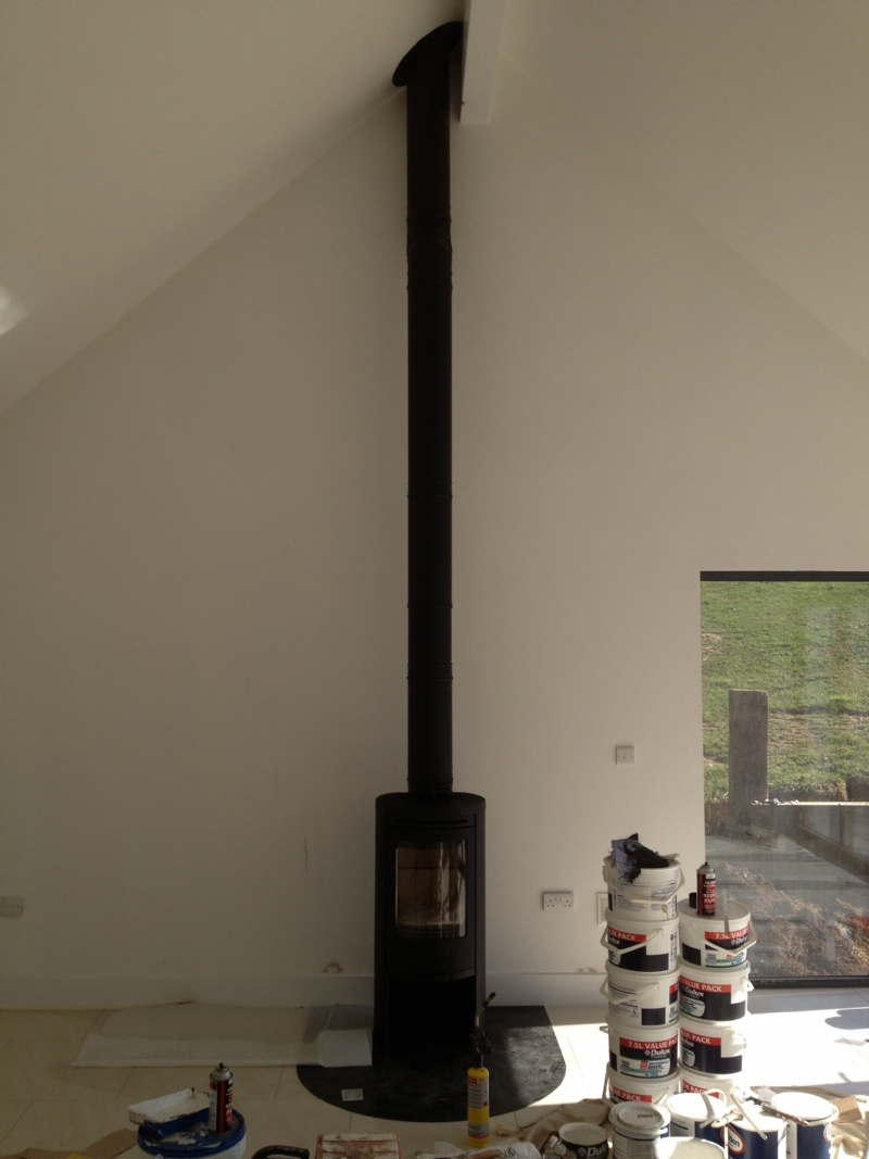Contura 556 with M&J Builders