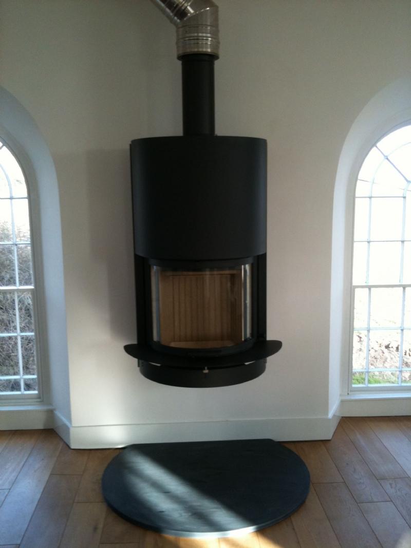 Scan DSA5 woodburner
