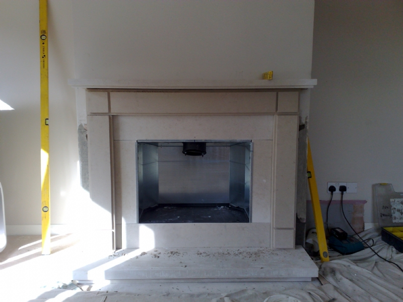 Scan DSA 7-5 in a Wessex Stone mantle