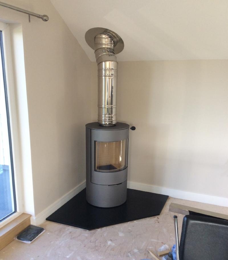Rias Viva installed in Cornwall