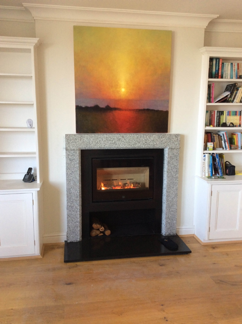 Complete redesign of a Victorian Fireplace