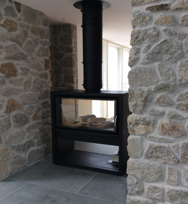 Bodart and Gonay 900d Green fitted in Cornwall