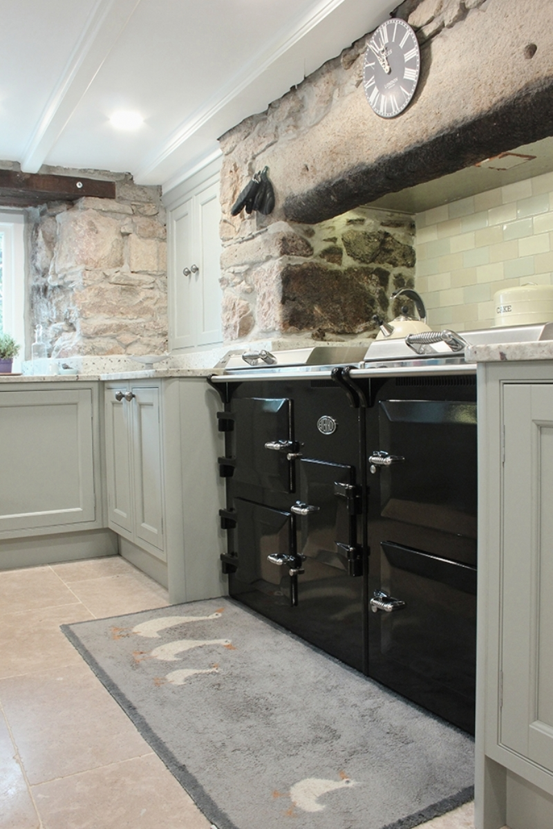 Everhot, the only choice for a traditional kitchen