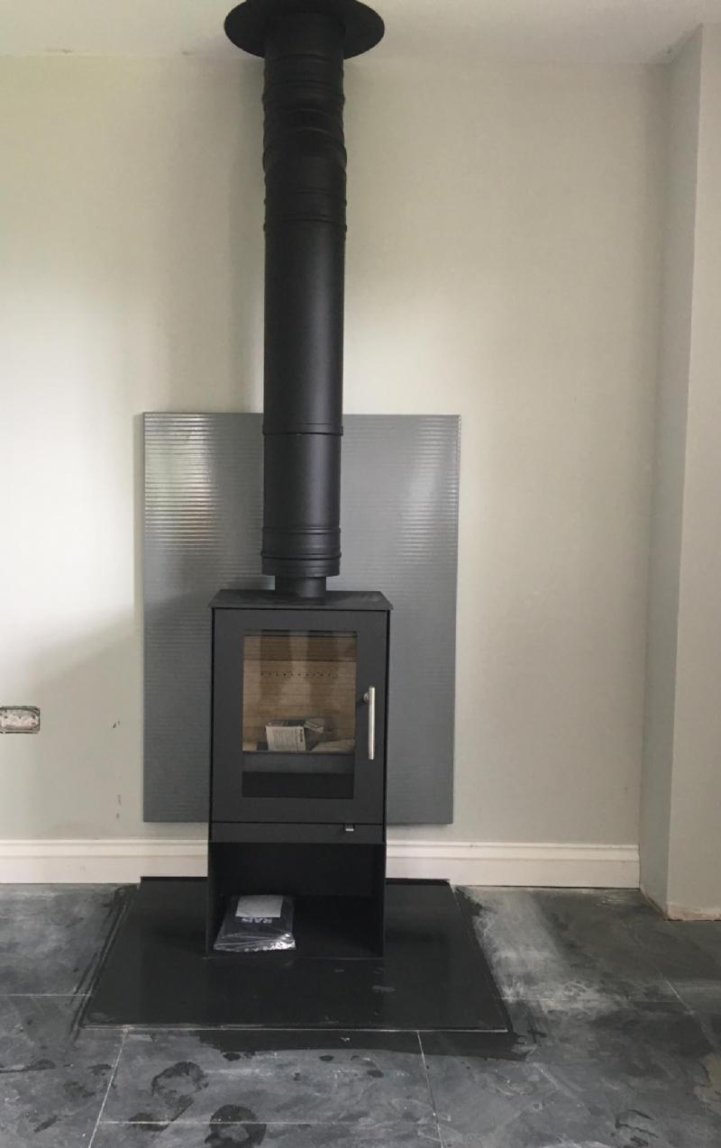 Rais Qtee installed in Cornwall