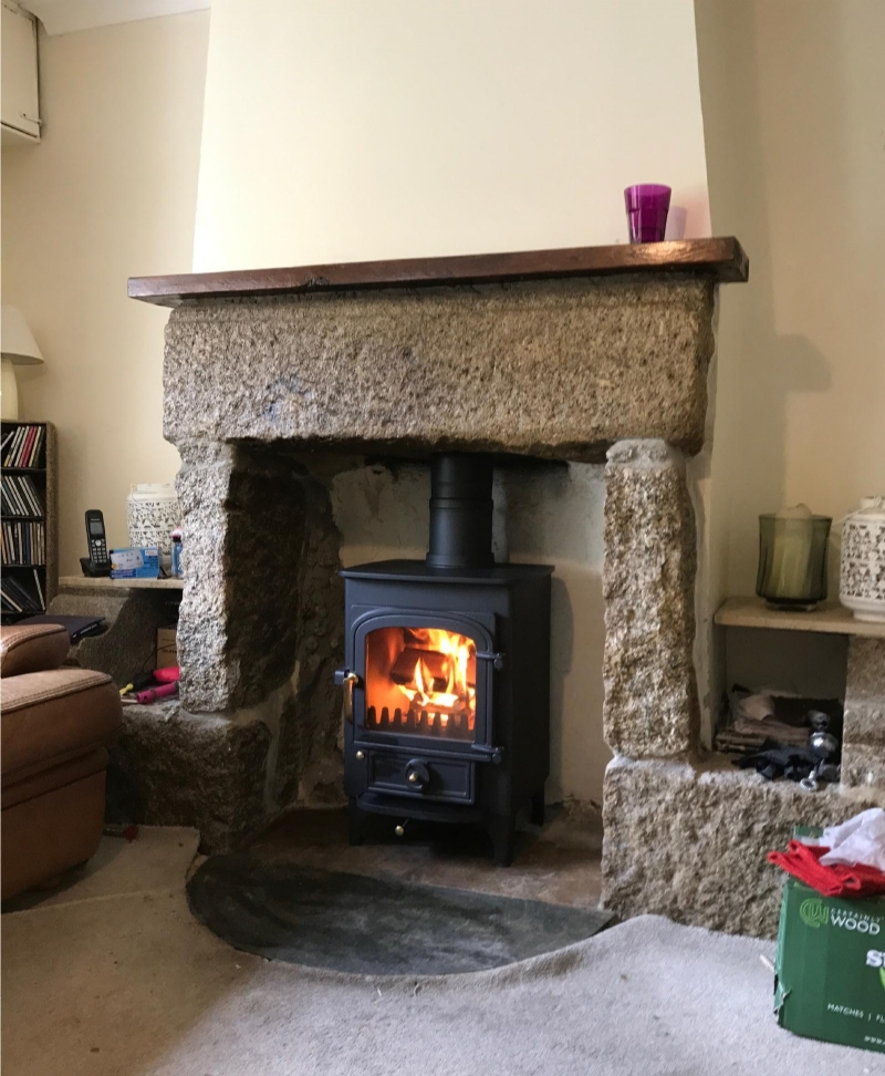 Clearview Pioneer installed in Cornwall