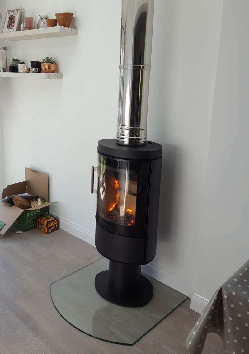 Hwam 3110 fitted in Cornwall