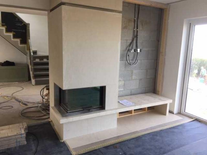 Contura i41 in Cornwall new build