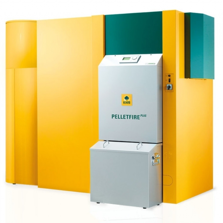 KWB PelletfirePlus Biomass Boiler