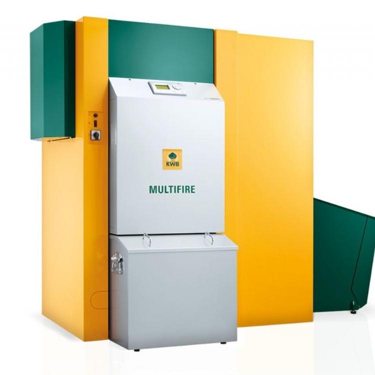 KWB Multifire Biomass Pellet Boilers