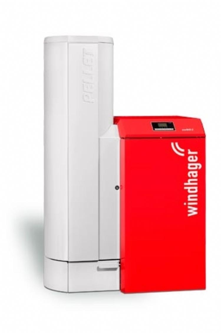 Windhager Cornwall BioWIN2 cornwall Biomass Boiler BioWIN2 Pellet stove corwnall