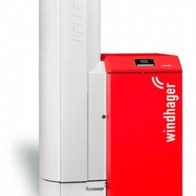 Windhager BioWIN 2 Biomass Pellet Boiler