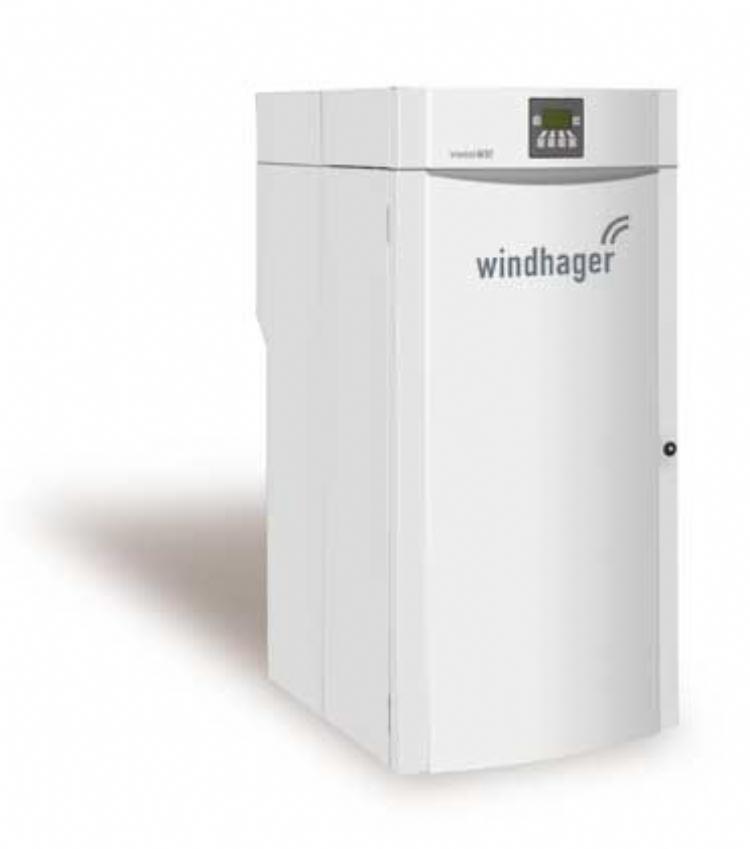 Windhager VarioWIN Boimass pellet boiler wadebridge cornwall
