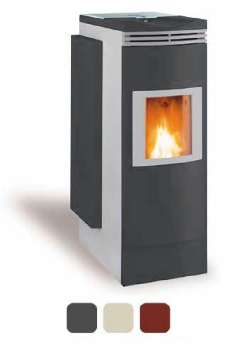 Windhager FireWIN Biomass Boiler Wadebridge Cornwall pellet stove cornwall