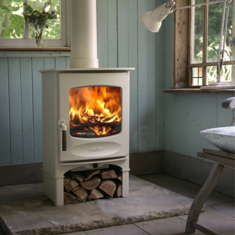 Clearview Solution 500 Installation Wood Burning Stove