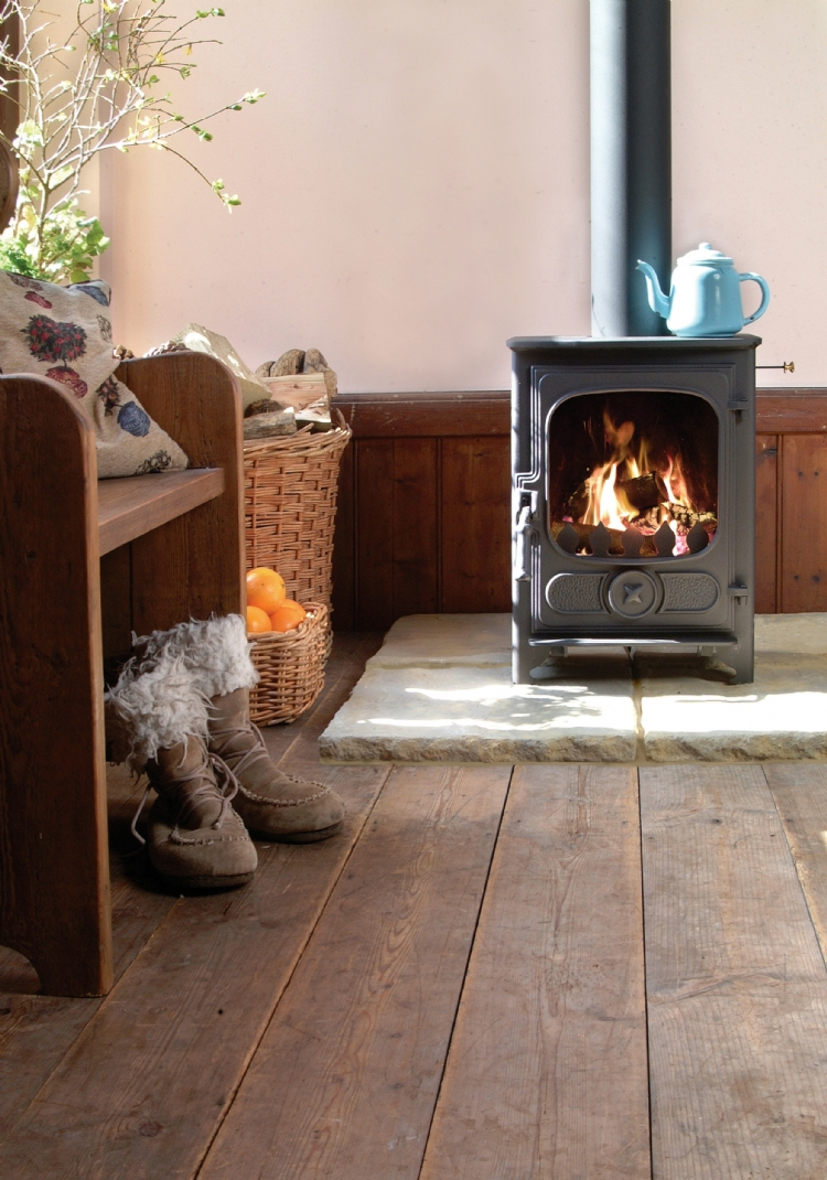 Charnwood Country 4 Woodburner Cornwall Wadebridge Redruth