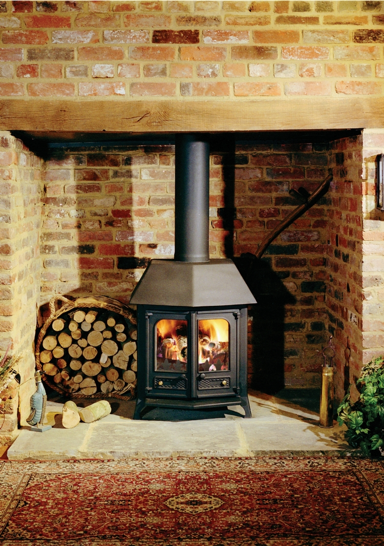 Charnwood Country 12 Woodburner Cornwall Wadebridge Redruth