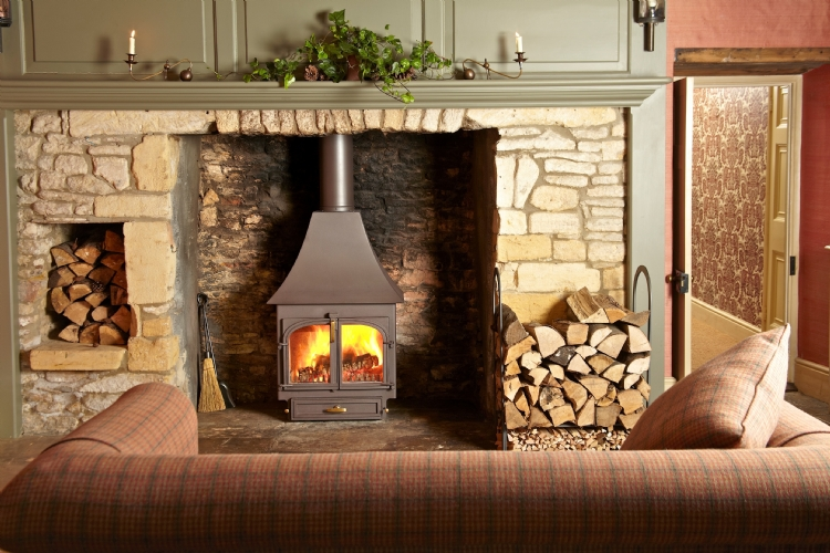 Clearview stoves cornwall Clearview 650 Woodburner fireplace Cornwall Wadebridge Redruth