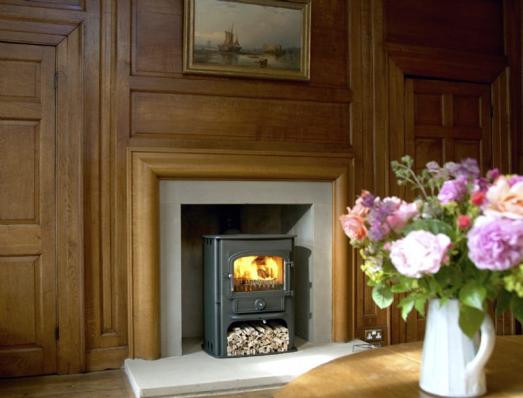 Clearview Solution 500 Woodburner Cornwall Wadebridge Redruth