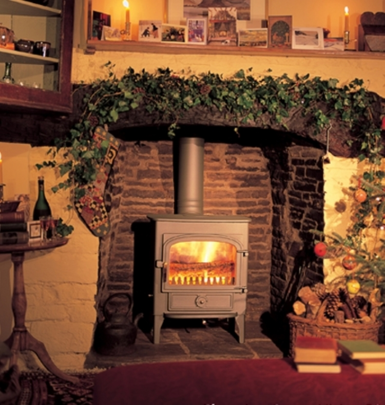 Clearview Vision 500 Woodburner Cornwall Wadebridge Redruth