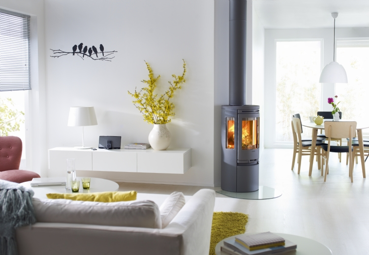 Contura 556 Woodburner Cornwall Wadebridge Redruth