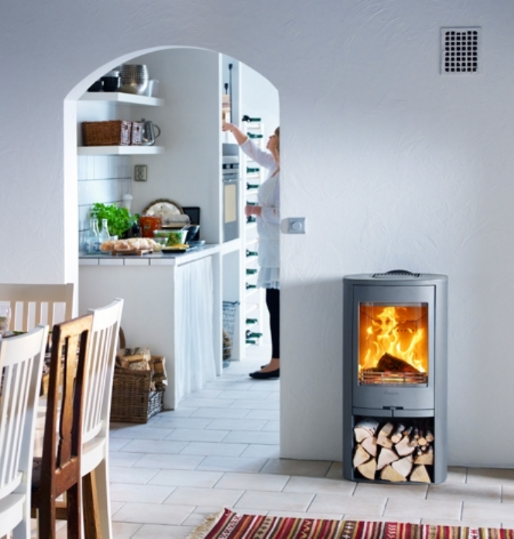 Contura 810 Woodburner Cornwall Wadebridge Redruth