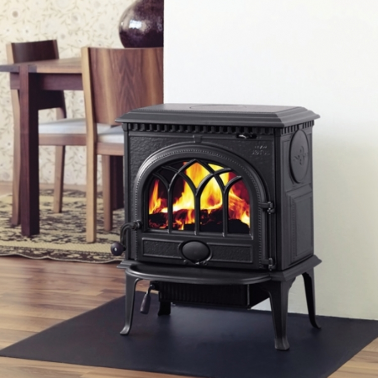 Jotul F3 Blue Black Enamel