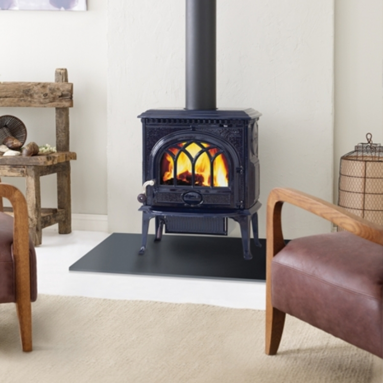 Jotul F3 Black Blue