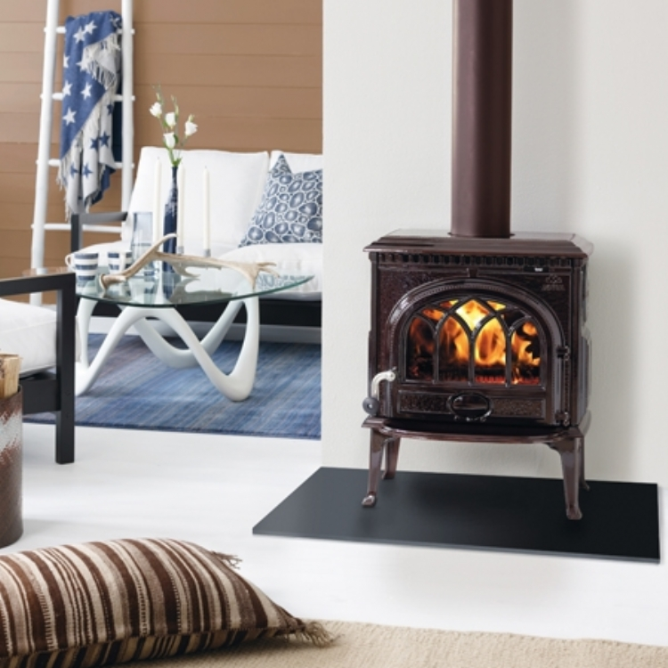 Jotul F3 Majolica Brown