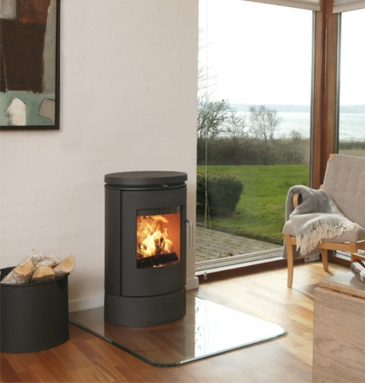 Morso 6140 Woodburner Cornwall Wadebridge Redruth