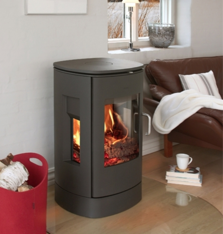 Morso 8100 Woodburner Cornwall Wadebridge Redruth