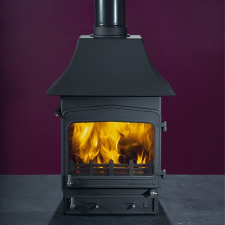 Woodwarm Fireview Range