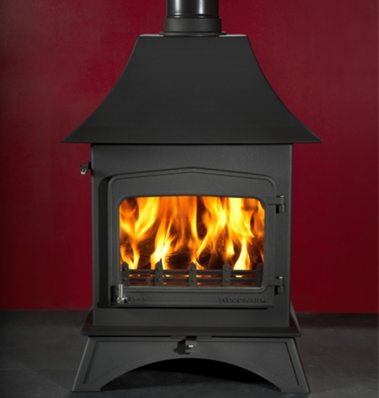 Woodwarm Wildwood Woodburner Cornwall Wadebridge Redruth