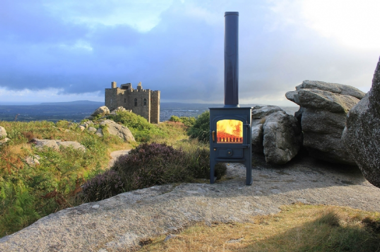 Clearview stoves cornwall Clearview 400P Woodburner Cornwall Wadebridge Redruth