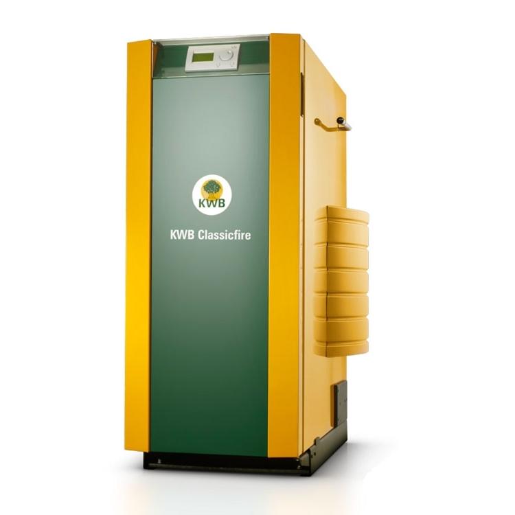 KWB Classicfire Biomass Boiler