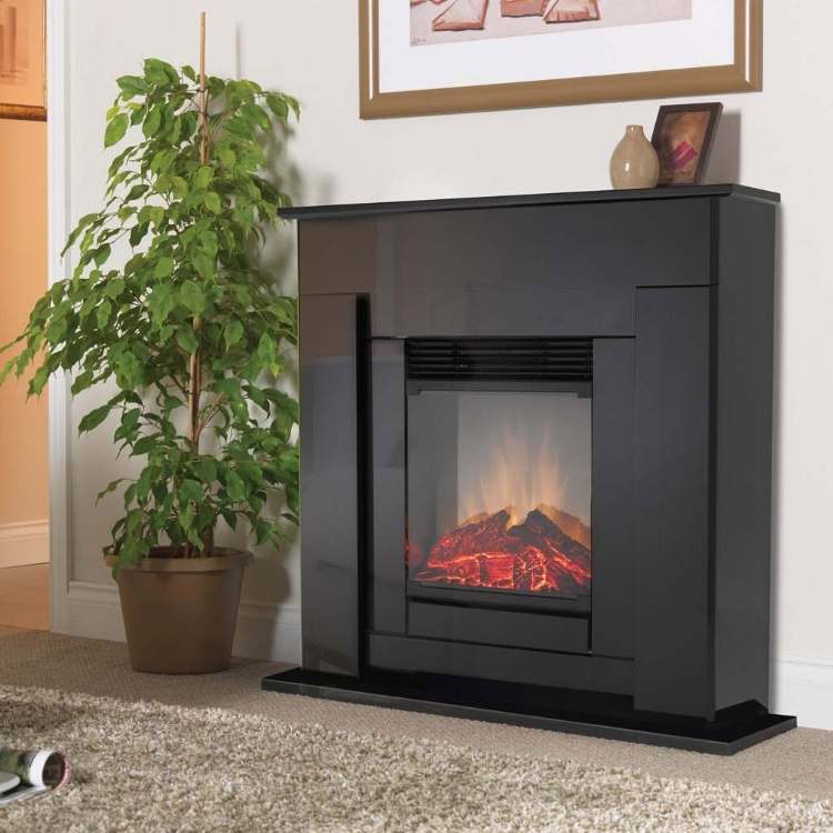 Covelo Electric Fire