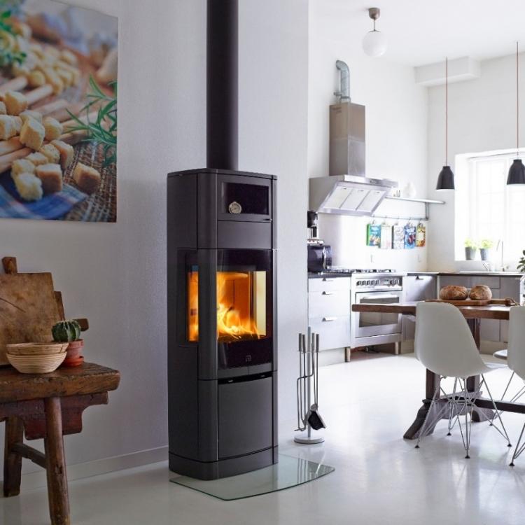 Woodburner which beat 2022 regulations