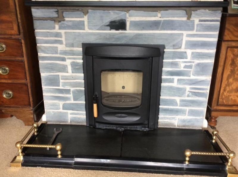 Charnwood C4 Inset installed in Cornwall
