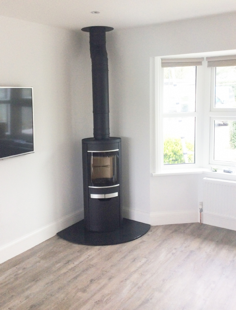 Scan 68 in a corner fitted by kernow fires