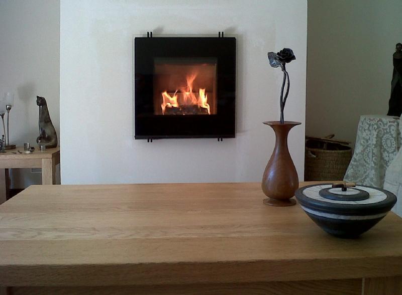 Hwam 30/45 Installation Woodburner Cornwall Wadebridge Redruth