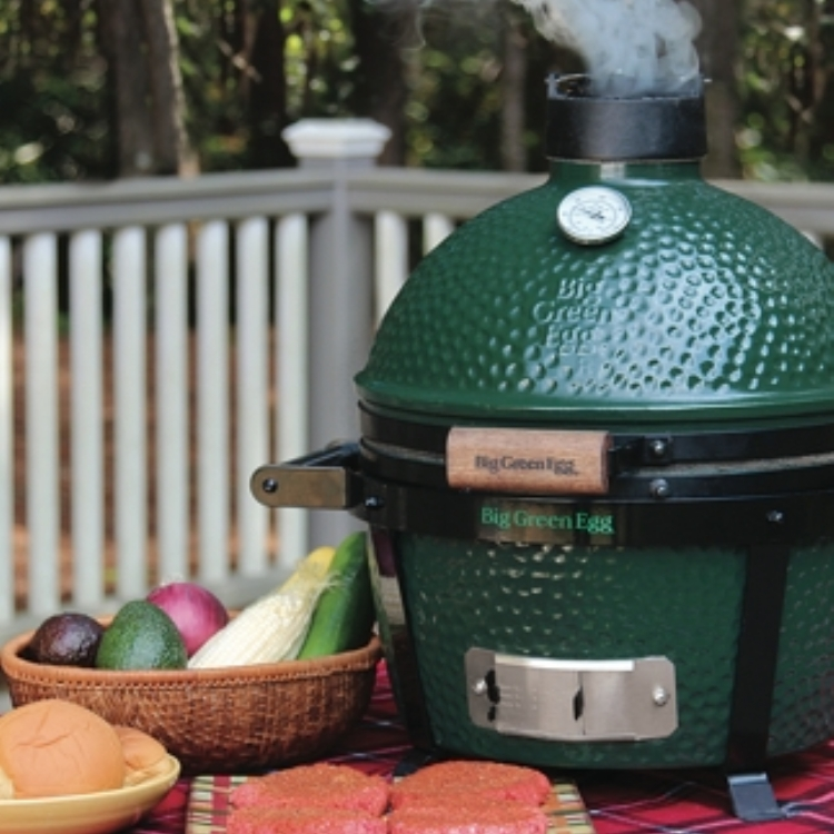 Mini Max Big Green Egg