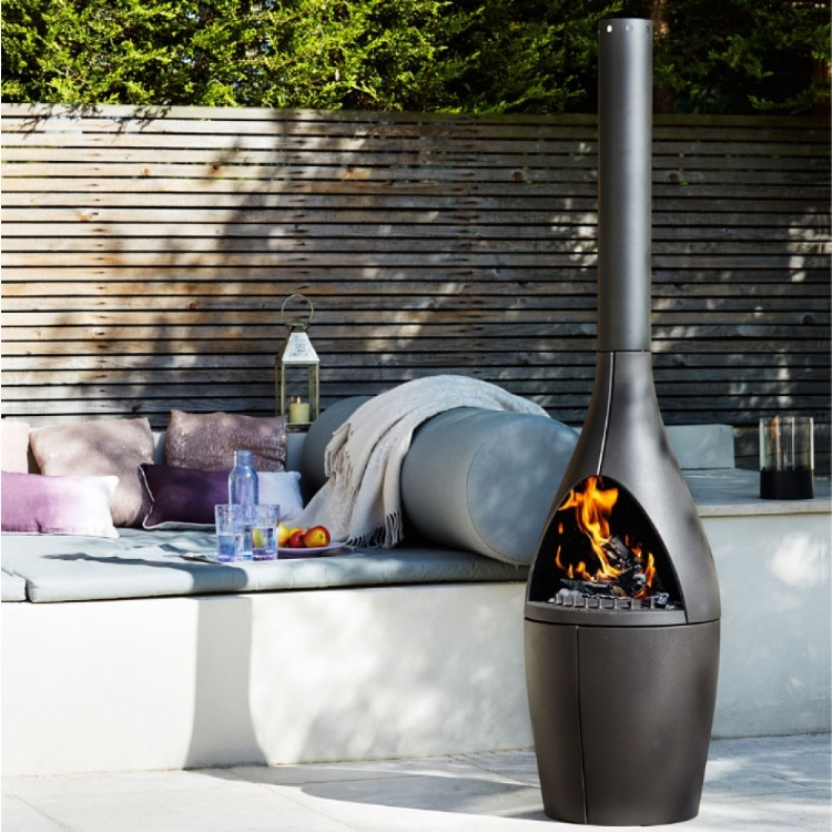 Morso Kimino outdoor fire