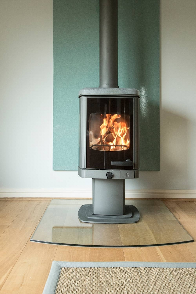Kernow Fires Are Suppliers Of The Vlaze Green Heat Shield