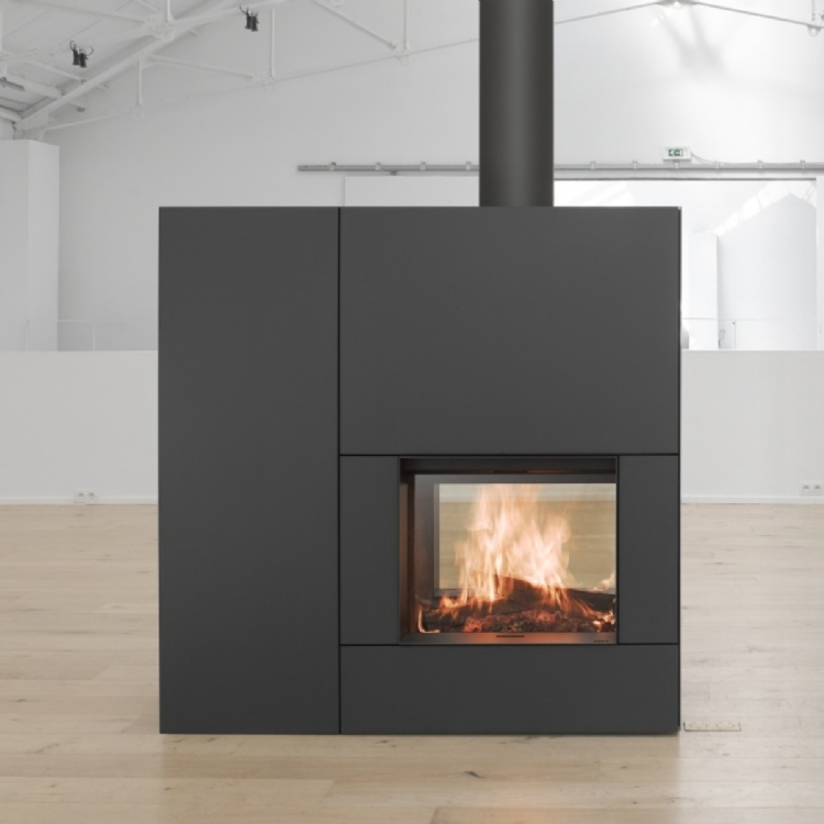 Stuv 22-90 double sided woodburner