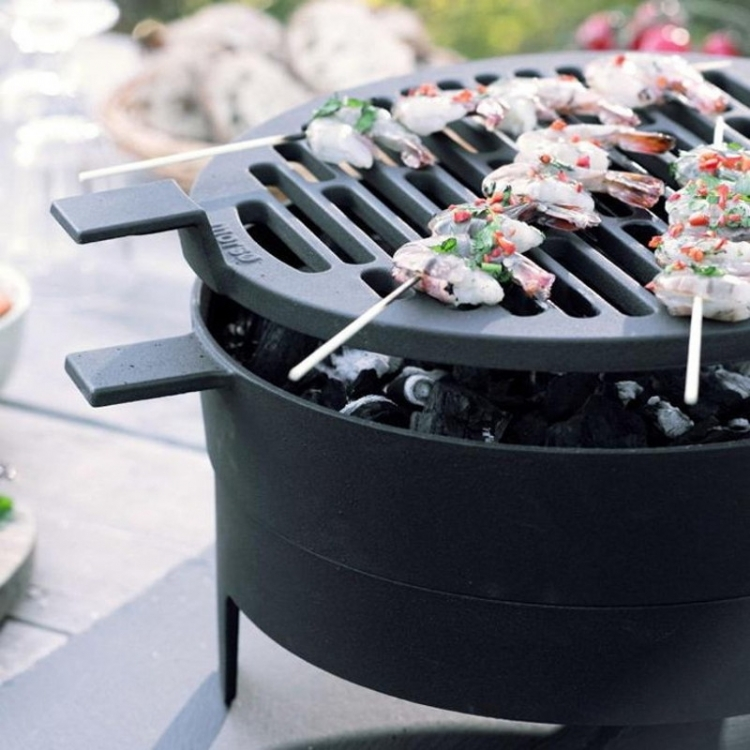 Morso Grill 17 table top BBQ cornwall